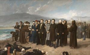 El Museo del Prado hace justicia con Torrijos