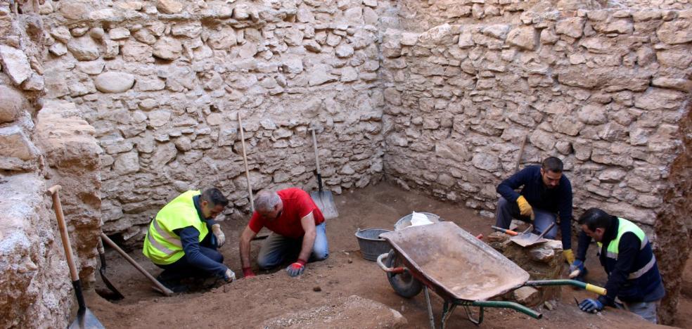 Estepona inicia la recuperación del Castillo de San Luis para su uso como espacio cultural