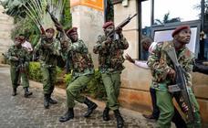 El atentado islamista en Kenia, en imágenes