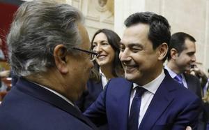 Moreno eliminará «de inmediato» el Impuesto de Sucesiones en Andalucía