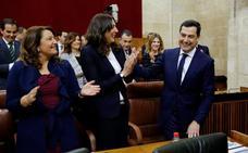 Carmen Crespo (PP): «Ha sido un discurso ambicioso e ilusionante»