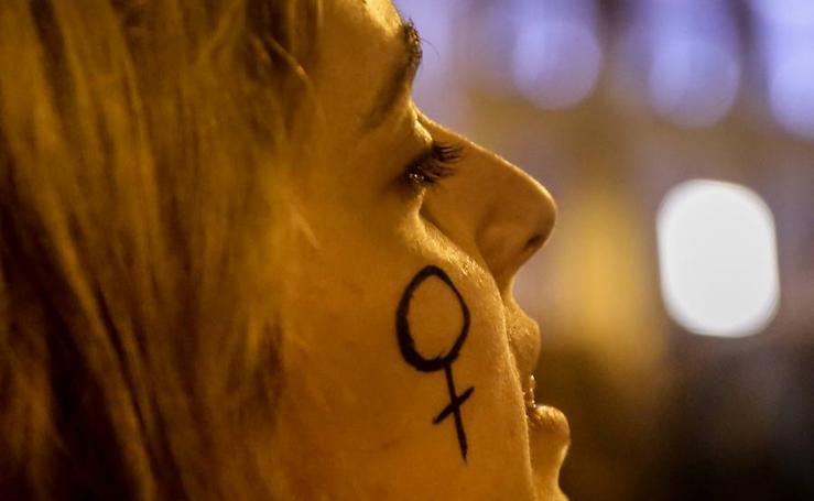 Movilización feminista en toda España en contra de la ultraderecha