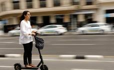 La DGT prohibirá algunos modelos de patinetes eléctricos