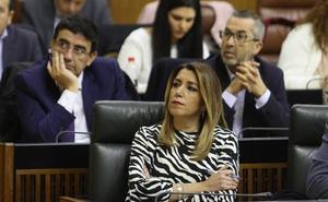 Rifirrafe entre Díaz y el portavoz de Vox por las protestas feministas