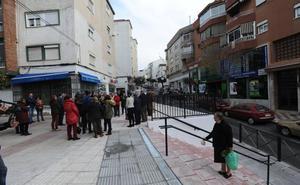 Concluyen los trabajos de mejora de la movilidad en la calle San Vicente de Marbella