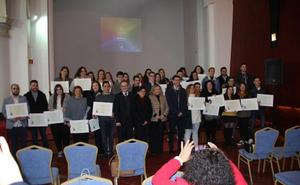 Nueva promoción de la escuela Santo Domingo en Archidona