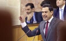 El gobierno de Juanma Moreno tomará posesión el 22 de enero