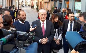 La inundabilidad del Guadalhorce y los accesos al PTA, entre las reivindicaciones de De la Torre al nuevo Gobierno andaluz