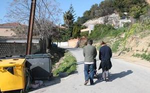 Torremolinos retoma el proyecto para sanear la Cañada de los Cardos
