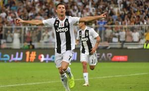 Cristiano decide la Supercopa de Italia