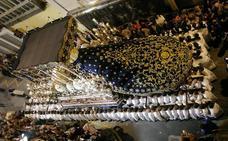 La Cofradía de la Estrella de Málaga proyecta una procesión extraordinaria de su Virgen por su centenario