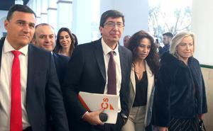 Marín emplaza a Moreno a «cumplir» ante una «responsabilidad histórica»