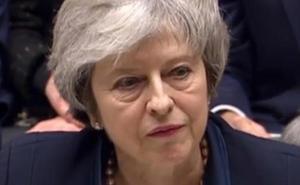 Los posibles escenarios tras el no al 'brexit' de May
