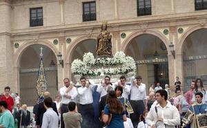 La Patrona de Málaga estrenará la restauración del templete de su camarín el próximo 8 de febrero