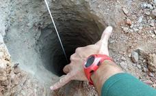 Las obras para el pozo donde se busca a Julen no tenían permiso de la Junta