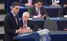 Sánchez afirma que en Andalucía se vive una «involución» y «se ha cruzado una frontera» pactando «con la ultraderecha»