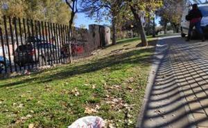 Denuncian el mal estado del parque de San Miguel en Olletas