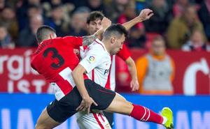 Sevilla-Athletic, en directo