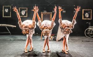 El flamenco se pone la máscara del teatro