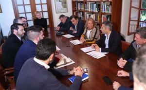 La Agrupación de Cofradías pide al Ayuntamiento ampliar el recorrido oficial