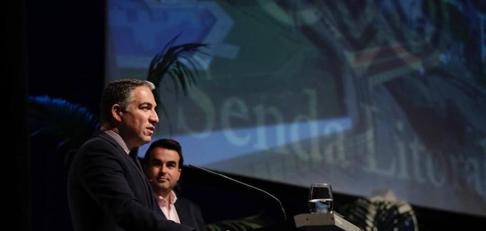 Elías Bendodo acusa a Susana Díaz de no haber sabido perder las elecciones