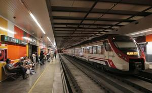 El Gobierno saca pecho de su «esfuerzo inversor» en Málaga pese a dejar fuera el tren litoral