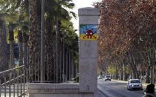 Invader no ha vuelto a Málaga