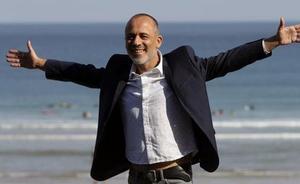 Javier Gutiérrez, Premio Málaga-SUR del Festival de Cine en Español