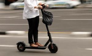Málaga Ahora pide regular las empresas de alquiler de patinetes eléctricos para dar prioridad a los peatones