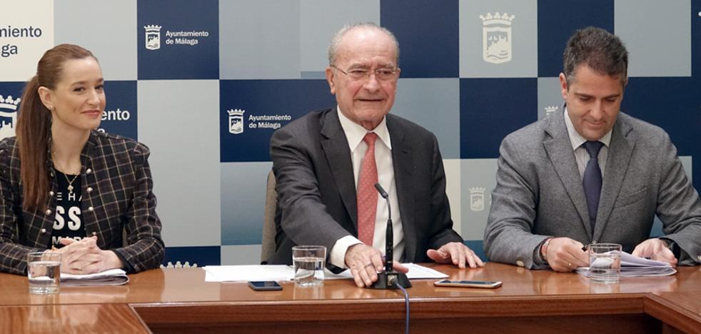 El Ayuntamiento de Málaga deja de participar en los planes de empleo de la Junta