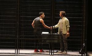 'Tebas Land' y el desafío a los límites teatrales