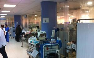 Los médicos de urgencias del SAS en Málaga, desbordados ante «la situación crítica» de los hospitales