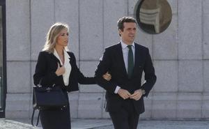 Casado: «Hoy damos el primer paso para la recuperación del Gobierno de España»
