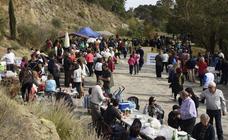 Suspenden la romería de San Antón de El Palo en solidaridad con la familia de Julen