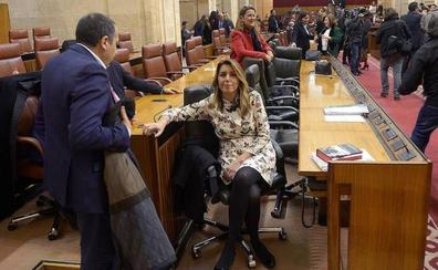 Ferraz abre la puerta a un relevo de Susana Díaz tras las municipales