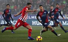 La defensa del Atlético aclara el panorama