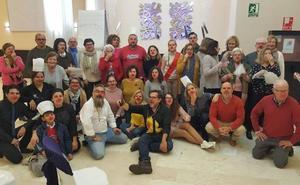 La 'Revolución optimista' llega al voluntariado malagueño