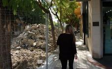 Ingenieros técnicos recurren las obras de la avenida Andalucía