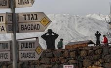 Israel vuelve a golpear el aeropuerto de Damasco y Siria responde