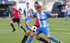 El Atlético Malagueño y el Marbella, en imágenes