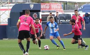 El Marbella se lleva un derbi sin muchas ocasiones (0-1)