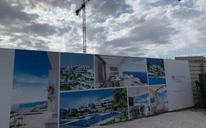 Mijas inicia el año con más de 700 viviendas en construcción