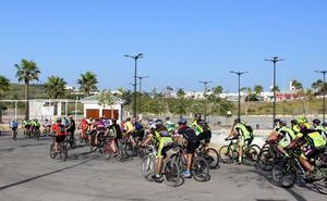Organizan una marcha mensual en bici para toda la familia