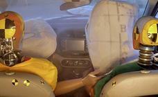 Hyundai desarrolla el primer airbag de colisión múltiple