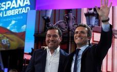 Juanma Moreno se consagra como un referente nacional para el PP