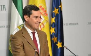 El presidente de la Junta, Juanma Moreno, da a conocer los miembros de su Gobierno