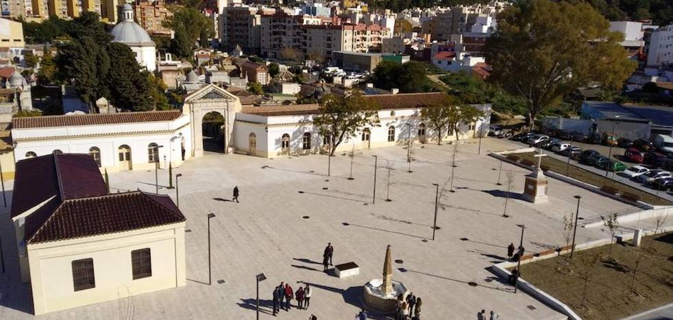 Málaga gana un nuevo espacio ciudadano con la remodelación de la plaza del Patrocinio
