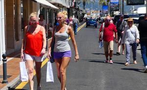Puerto Banús es el segundo punto de España en el que más gastan los turistas
