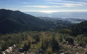 Rescatan a dos excursionistas perdidos en la Sierra Almijara