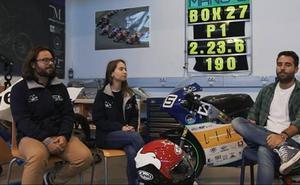 Uma Racing Team, un proyecto muy veloz